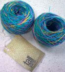 Tall yarns silk