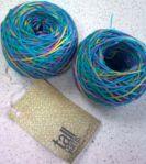 Tall yarns silk